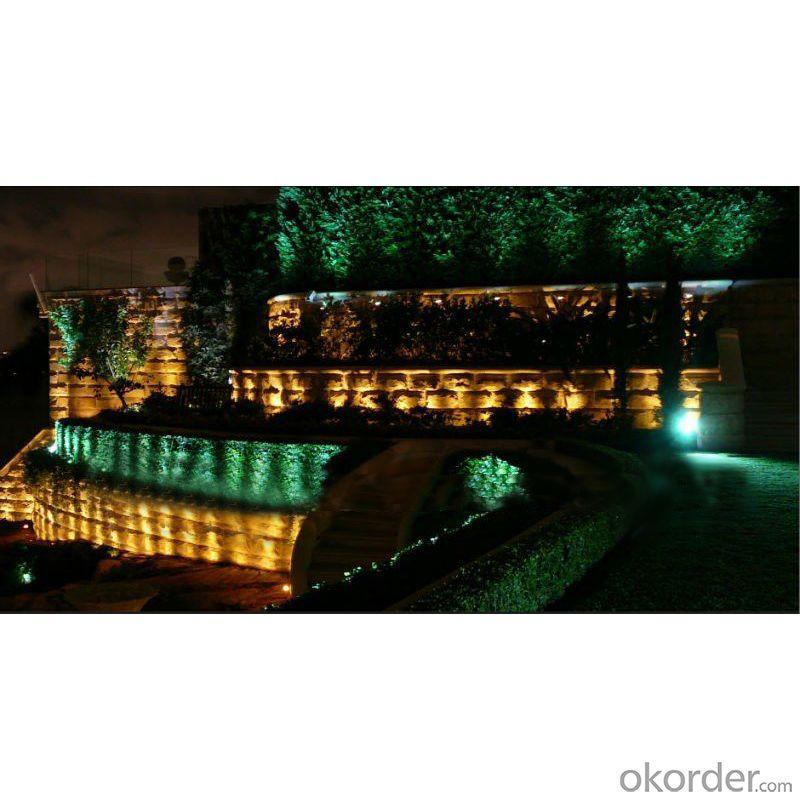 IP65 LED Light Garden Spot Light 3W From China Factory