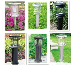 Led Round Ball Solar Garden Lights Outdoor By Professional Manufacturer