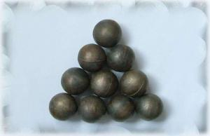 High Chrome Alloy Cast Grinding Ball with High Hardness Made in China for Cement Plant