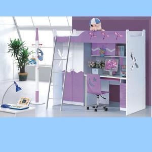 Purple Children Bedroom Furniture