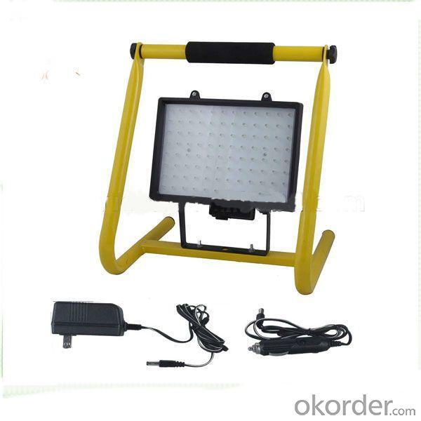 96Pc LED With Handle And Base 12V DC LED Work Light From China Factory