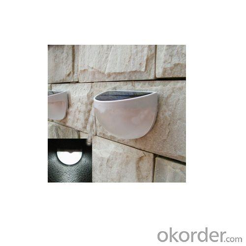 Outdoor Solar Wall Light N760A The Human Body Induction Type From China Factory Manufacturer