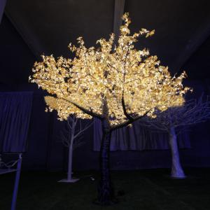 9.5Ft Lighted Maple Tree Garden Decoration LED Tree Light From China Factory Manufacturer
