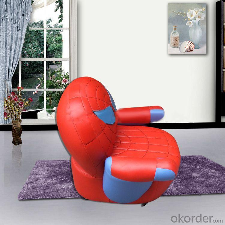 Spider Man Style Kids' Sofa High-elastic Foam Durable and Comfortable