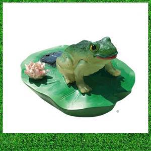 Floating Yinru-Solar Frog Light For Ponds Water Features And Gardening, Solar Water Floating Light
