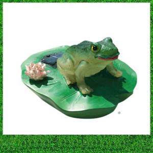 Floating Yinru-Solar Frog Light For Ponds Water Features And Gardening, Solar Water Floating Light