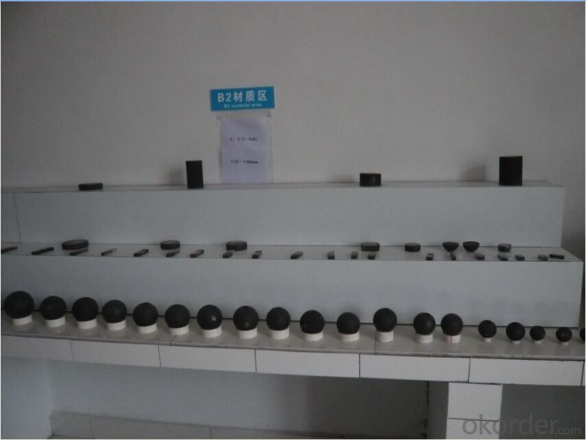 Good Quality Steel Grinding Ball with High Hardness & Low Breakage & Good Wear-Resistance