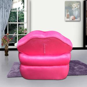 Princess Crown Fabric Children's Sofa Cute Design Customized Color
