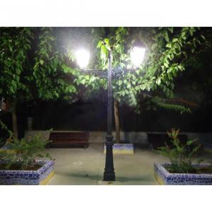 China Factory New Innovative Product LED SMD 3528 E27 20W Garden Light From China Factory Manufacturer