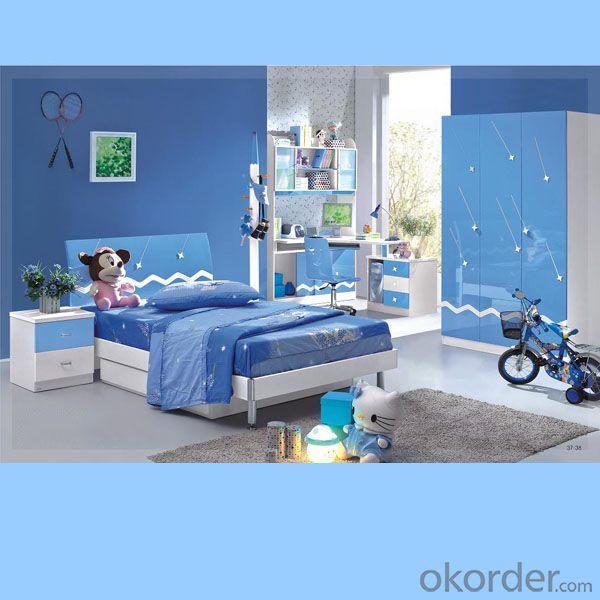 2014 Hot-Sale Children Furniture Sets Kids Bedroom Furniture