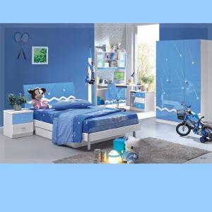 2014 Hot-Sale Children Furniture Sets Kids Bedroom Furniture