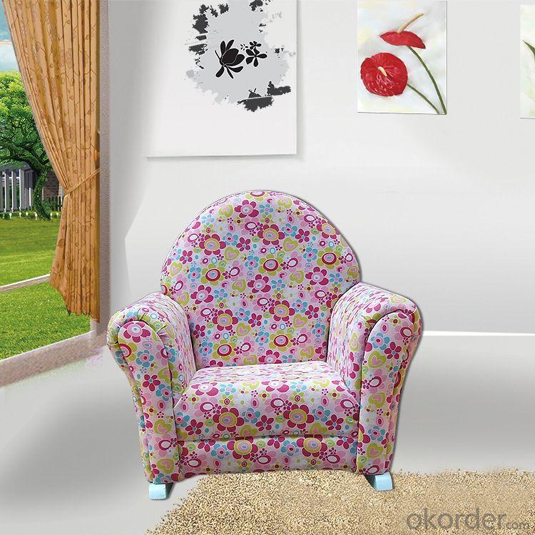 Idyllic Style Armchair Eco-friendly Material Fashion Design OEM Available
