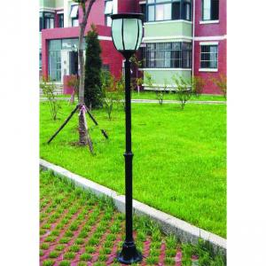 Solar Garden Light With Cast Aluminum 2M Height By Professional Manufacturer