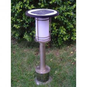 Ce Approval Stainless Steel Solar LED Lawn Light (Outdoor Lighting) From China Factory Manufacturer