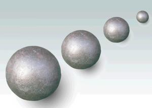 Hot Rolled Grinding Ball with High Quality Made in China used for Mineral Processing