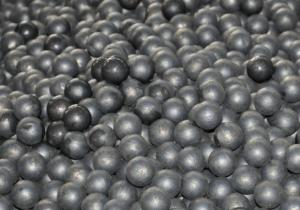 Forged Grinding Media Steel Balls With High Hardness and Resistance, Top Quality For Cement and Mine