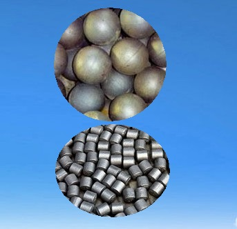 Rolling Steel Grinding Ball with Well Abrasive Resistance High Quality for Mineral Processing and Cement