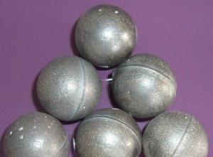Rolled Steel Media Grinding Ball with Top Quality Steel as Raw Material for Mines and Cement Plant