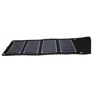 China Manufacturer Foldable Solar Charger 2100mah 5v USB Solar Charger 18w Solar Panel For SmartPhone Tablet PC MP3 MP4 Laptop