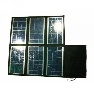 Factory Direct Wholesale Price Foldable 120W Solar Charger Mobile Solar Charger For Smartphone Tablet PC Laptop