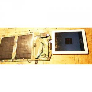 For Samsung Galaxy S3 S4 S5 Solar Charger, Foldable Solar Charger For Smartphone, Lady Solar Charger Bag