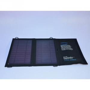 Best Price USB Solar Charger Foldable Solar Charger Bag 7W Solar Panel 5V 1000mah For Mobile Phone Tablet PC Camera