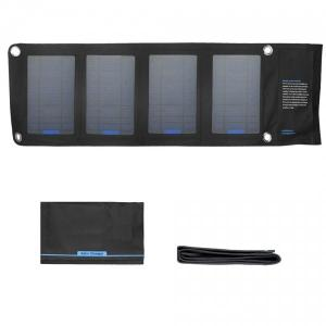 Wholesale Foldable Solar Charger Solar Bag 14W 5V 1900mah 18v 800mah USB Solar Charger For Mobile Phone Tablet PC Laptops