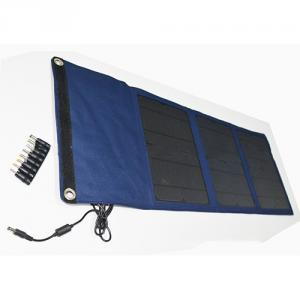Best Price USB Solar Power Bank Foldable Solar Charger Bag 30W 5V 18V 2100mah For Mobile Phone Auto Car Battery Laptop