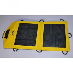 China Manufacturer Foldable Solar Charger 5V 0.7A USB Solar Charger 3.5w Solar Panel For Mobile Phone Tablet MP3 MP4 GPS