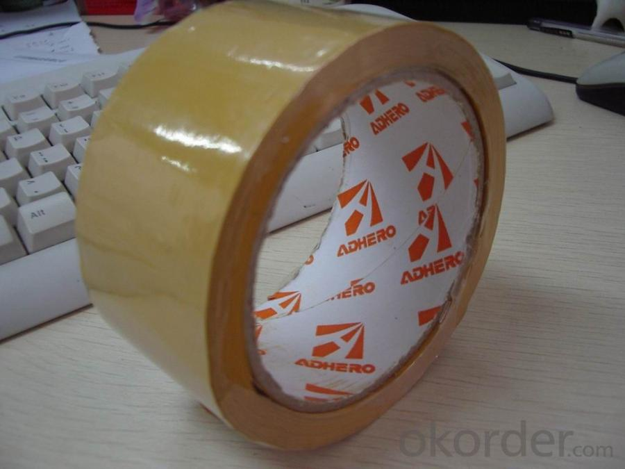 Bopp Yellowish Pack Tape