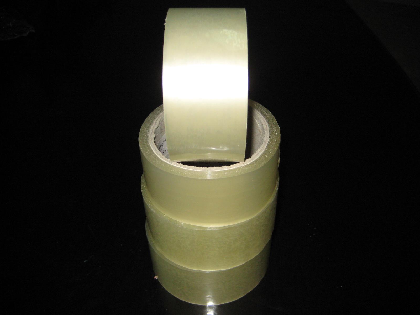 White Bopp Packing Adhesive Tape
