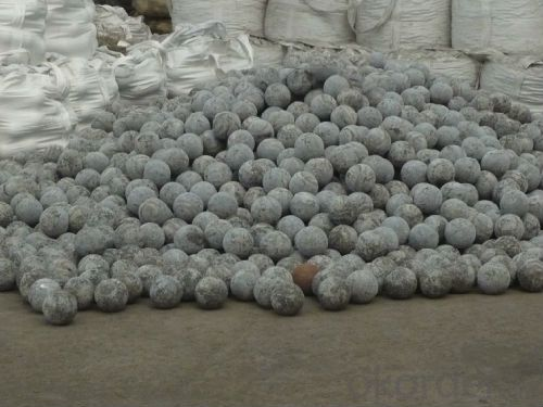 Dia.20-150MM HRC53-65 Hot Rolling Forged Grinding Media Ball Made in China Used for Mineral Processing