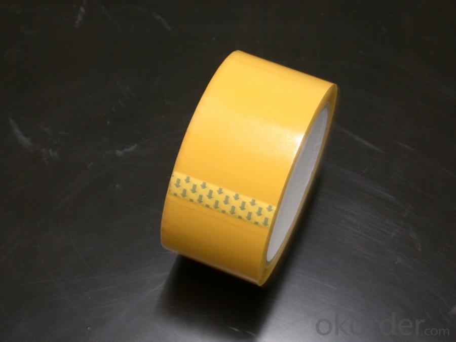 Bopp Brown Adhesive Tape