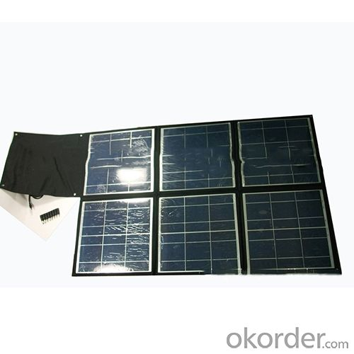 90w solar charger foldable
