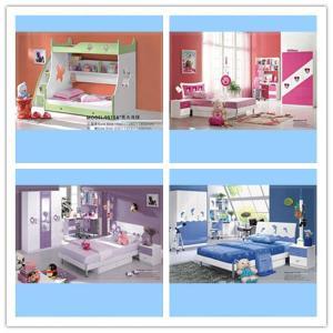 2014 Hotsale Kids Bedroom Furniture Colorful For Option