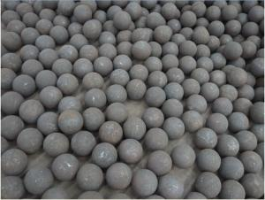 Low Price Forged Steel Grinding Ball for Cement and Mine(HRC58-HRC65)