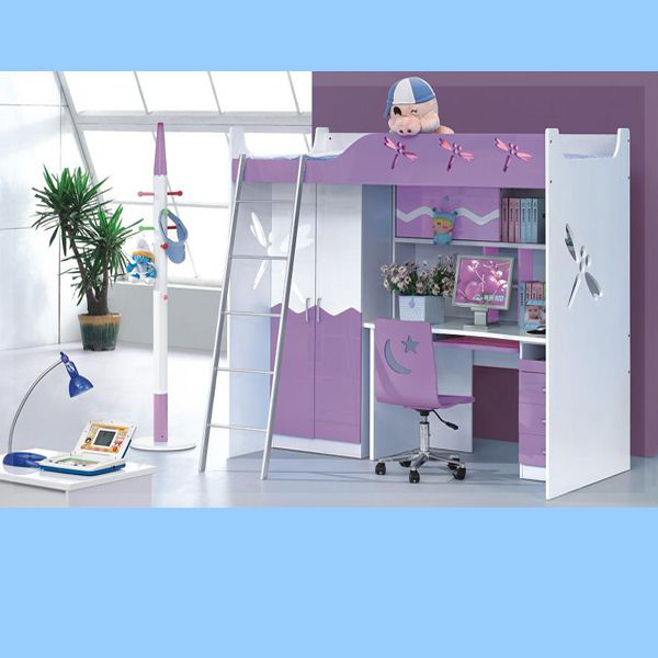 2014 Hot-Sale Cute Kids Furniture Sets Kids Bedroom Furniture