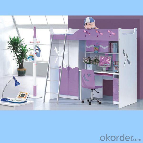 2014 Hot-Sale Cute Kids Furniture Sets Kids Bedroom Furniture
