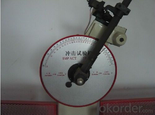 Impact Toughness Test for Forged Steel Grinding Ball
