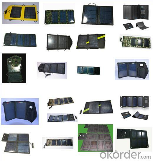 Best Price Folding Solar Charger Flexible Foldable Solar Charger For Mobile For Laptop And Tablet PC With Dual USB 5V 13-18V