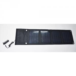 New Factory Direct Wholesale Prices Camouflage Foldable Solar Charger 20W 2100mah 5V 13-18v USB Flexible Solar Solar Bag