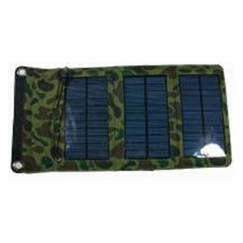 China Factory 900mah 5V USB Solar Charger Foldable Solar Charger 5W Solar Panel For iPhone 4 4S iPhone 5 5S iPad 2 3 4 5