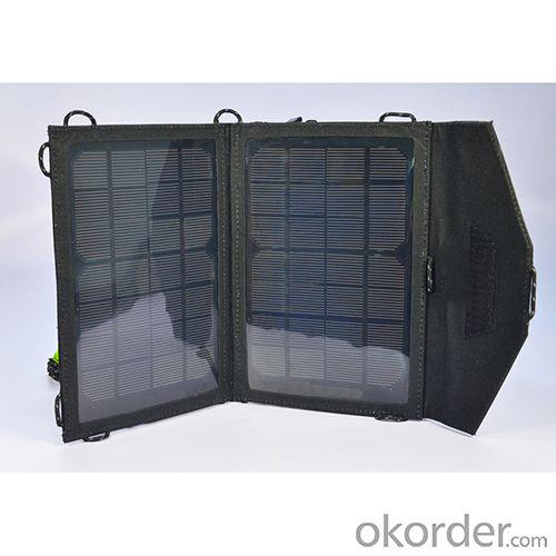 Factory Direct Wholesale Price Foldable Solar Charger Mobile Solar Charger For Smart phone Tablet PC GPS Digital Camera