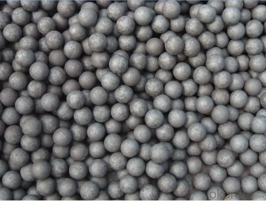 Forged Steel Grinding Ball & Casting Grinding Ball with Very Good Quality and Price
