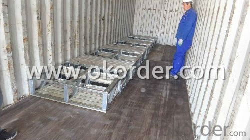 Cheaper Prefabricated Modular Houses With EPS/PU/Rockwool Sandwich Panel