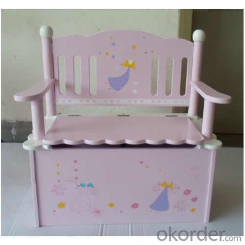 pink children chair set
