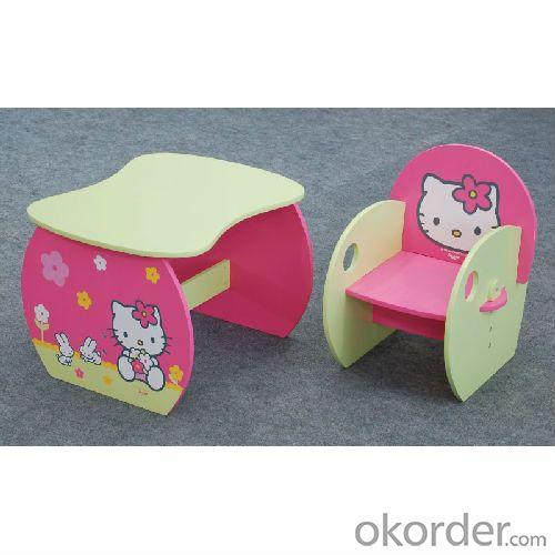 cute pattern children furniure