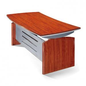 1.8M Modern Office Table With Keyboard Shelf-Zd-18131