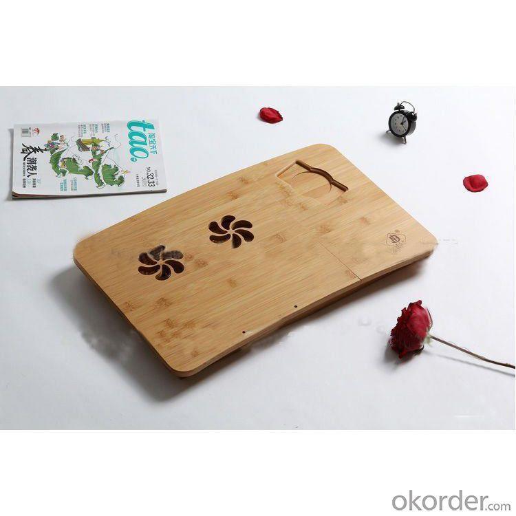 Bamboo Laptop Desk, Laptop Table