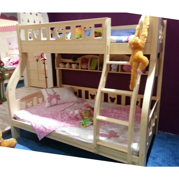 Comfortable Double Beds Kids Bedroom Furniture